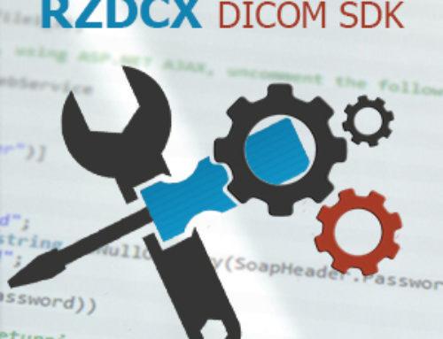 Latest DICOM Video formats now in RZDCX Release 2.0.8.7